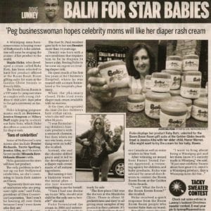 BabyButz-News