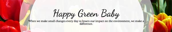 Happy Green Baby